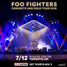 Foo Fighters 107 5 Dave Rocks