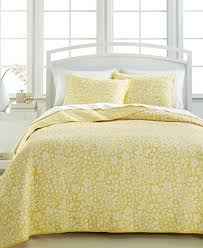 CLOSEOUT! Martha Stewart Collection Georgina Meadow Quilts ... & Martha Stewart Collection Georgina Meadow Quilts, Created for Macy's Adamdwight.com