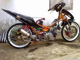 drag poto modifikasi sepeda motor gambartop