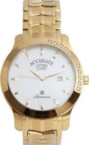 accurate men watches saudi best prices accurate accurate amq1852 for men analog watch gold