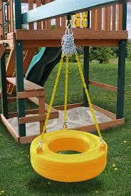 Product Description - Product Specs - About Our newly designed tire swing  is much better