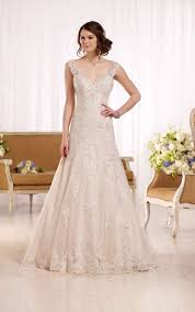 a line sweetheart neckline wedding dresses. d2167 a-line wedding dress with embellished sweetheart neckline by essense of australia a line dresses