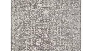 brilliant gray area rug pertaining to laurel foundry modern farmhouse hannah reviews wayfair