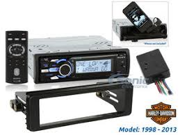 harley davidson touring sony dsx ms60 kit thumb controls sony 1998 2013 harley davidson marine stereo installation combo sony dsx ms60