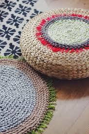 handcrochet a rug diy