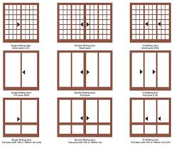 awesome sliding patio door sizes door sliding door sizes home interior