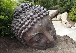 Japanese Garden Structures Grand Rapids Debuts Serene Japanese Garden Featuring Sculpture
