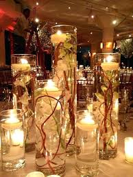 candle centrepieces wedding wedding table decoration ideas candles best  floating candle centerpieces images on centrepieces centerpiece