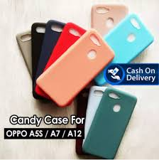 Jenis aksesoris yang tengah trend. Case Oppo A11k A5s A7 A12 F9 Case Candy Case Jelly Case Color Case Silikon Jelly Case Case Hp Casing Hp Softcase Oppo High Quality Case Case Oppo Case