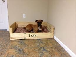 DIY Pallet Dog Bed Furniture Pallets Designs