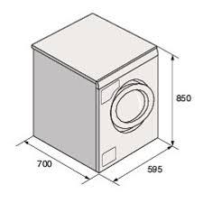 standard washing machine dimensions.  Standard In Standard Washing Machine Dimensions L