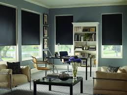 rolling blackout blinds double shade office best blackout blinds for home theater roller shades