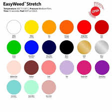 Siser Easyweed Htv Color Chart 20 Siser Vinyl Colors Pictures And Ideas On Weric