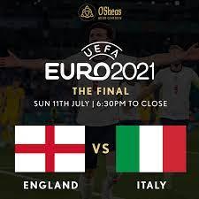 England Vs Italy Tickets