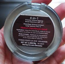 pur minerals 4 in 1 pressed mineral makeup um dark 2