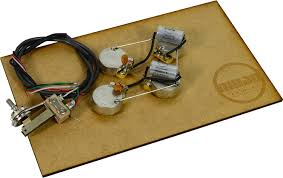 wiring kits pre wired pre wired 72 tele deluxe custom wiring kit l switch none