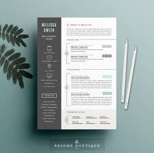 Resume Templates That Stand Out 100 Creative Resume Templates You Won't Believe Are Microsoft Word 9