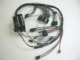 1964 chevy impala under dash wiring harness with column shift ac wiring harness 2004 intrepid image is loading 1964 chevy impala under dash wiring harness with