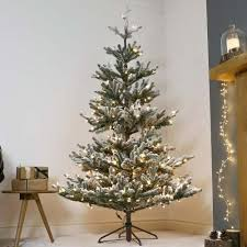 Vermont White Spruce Narrow Tree  Balsam HillBlue Spruce Pre Lit Christmas Tree