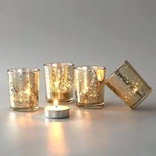 mercury votive candle holders 2 of 4 supreme lights glass set gold canada