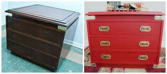 Painting the Town Red w Annie Sloan Chalk Paint Spray Painting