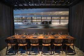 pausa bar cookery chef s table group dining available