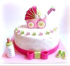 Baby Girl Baby Shower Cakes Allformenclub