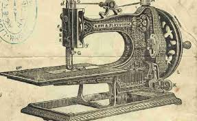Industrial Revolution Sewing Machine Facts