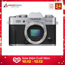 Máy ảnh Fujifilm X-T20 Body - Hãng phân phối chính thức + Thẻ nhớ 16Gb +  Túi máy ảnh + dán màn hình giá rẻ 18.990.000₫