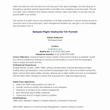Bilingual Flight Attendant Sample Resume Bilingual Flight attendant Sample Resume Fresh Canada Flight 1