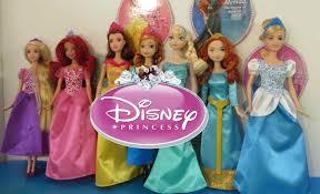disney princess party set 6 princesses anna elsa rapunzel ariel belle cinderella you