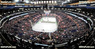 Scottrade Center Seat Row Numbers Detailed Seating Chart
