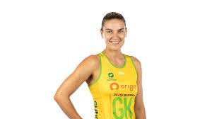Courtney Bruce | Australian Diamonds Netball Team