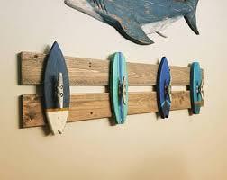 Mini Coat Rack Surfboard coat rack Etsy 31