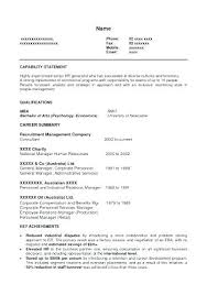 Resume Cover Letter Examples 2017 Best of Examples Of A Resume Letter Hr Manager Resume Examples Cover Letter