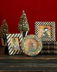 mackenzie childs mackenzie childs courtly frames 3 piece set christmas frames 3