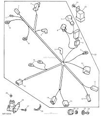 John deere parts diagrams john deere wiring harness 105000