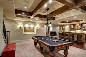 basement pool table. Beautiful Basement Basement Pool Table U0026 Bar Traditionalbasement Inside Houzz