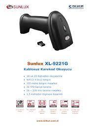 Sunlux XL-9221G Teknik Özellikler
