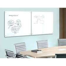 transpa dry erase board show tell diy glass magnetic clear glass dry erase board wall