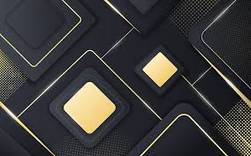 black and gold background luxury