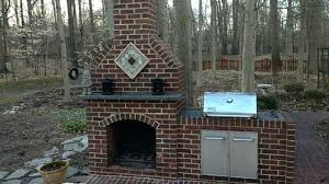 how to build an outdoor brick fireplace feature how to build an outdoor fireplace homesteading skills cost to build outdoor brick fireplace
