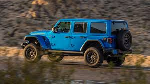 Every used car for sale comes with a free carfax report. V 8 Jeep Wrangler Rubicon 392 S Fuel Economy Is Look Just Buy The Hybrid If You Care