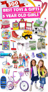 Tons of great gift ideas for 5 year old girls. Best Gifts and Toys Year Old Girls 2018 |