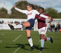 Tottenhams Jenna Schillachi action Aston Tanisha Smith Editorial Stock  Photo - Stock Image | Shutterstock