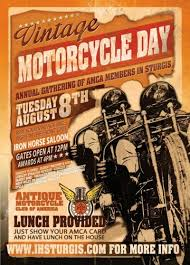 motorcycle club flyers sturgis motorcycle rides shows broken spoke saloon