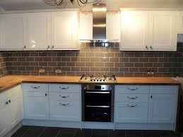 rustic wall tiles kitchen