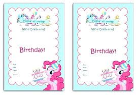 Birthday Invite Templates Free To Download Stunning Lovely Birthday Invitation Templates Free And Free Printable