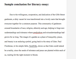 example of a conclusion for an essay com example of a conclusion for an essay