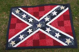 Rebel Flag Quilt or Block & Thread: Rebel Flag Quilt or Block Adamdwight.com